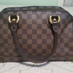 Authentic Louis Vuitton Damier Handbag